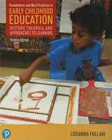 9780134747347-0134747348-Foundations and Best Practices in Early Childhood Education, with Enhanced Pearson eText--Access Card Package (What's New in Early Childhood Education)