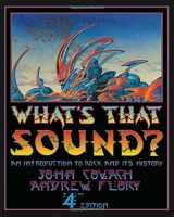 9780393937251-0393937259-What's That Sound?: An Introduction to Rock and Its History (Fourth Edition)