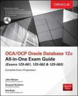 9780071828086-0071828087-OCA/OCP Oracle Database 12c All-in-One Exam Guide (Exams 1Z0-061, 1Z0-062, & 1Z0-063)