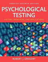 9780134002989-0134002989-Psychological Testing: History, Principles and Applications, Updated Edition -- Books a la Carte (7th Edition)