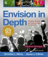 9780134679426-0134679423-Envision in Depth Reading, Writing, and Researching Arguments, MLA Update