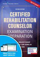 9780826133144-0826133142-Certified Rehabilitation Counselor Examination Preparation (Book + Free App)
