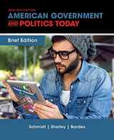 9781305499041-1305499042-Cengage Advantage Books: American Government and Politics Today, Brief Edition