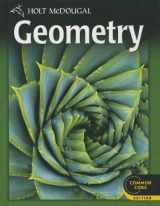 9780547647098-0547647093-Holt McDougal Geometry: Student Edition 2012