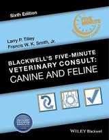 9781118881576-1118881575-Blackwell's Five-Minute Veterinary Consult: Canine and Feline