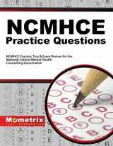 9781621200727-1621200728-NCMHCE Practice Questions: NCMHCE Practice Tests & Exam Review for the National Clinical Mental Health Counseling Examination