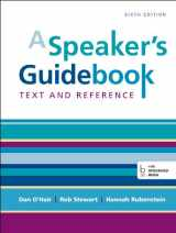 9781457663536-1457663538-A Speaker's Guidebook: Text and Reference