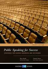 9780738059860-0738059862-Public Speaking for Success Strategies for Diverse