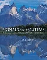 9780073380681-0073380687-Signals and Systems: Analysis Using Transform Methods & MATLAB