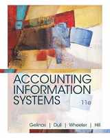 9781337552127-1337552127-Accounting Information Systems