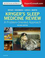 9780323355919-0323355919-Kryger's Sleep Medicine Review: A Problem-Oriented Approach