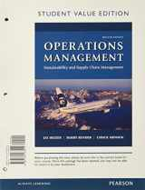 9780134163512-0134163516-Operations Management: Sustainability and Supply Chain Management, Student Value Edition