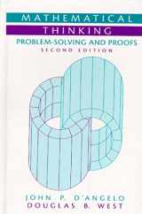 9780134689579-0134689577-Mathematical Thinking: Problem-Solving and Proofs (Classic Version) (Pearson Modern Classics for Advanced Mathematics Series)