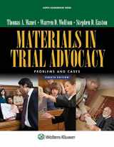 9781454852032-1454852038-Materials in Trial Advocacy: Problems & Cases (Aspen Coursebook)