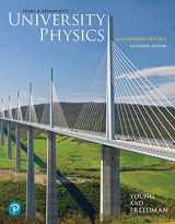 9780135159705-0135159709-University Physics with Modern Physics Plus Mastering Physics with Pearson eText -- Access Card Package (15th Edition)