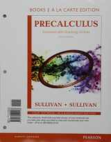 9780134268231-0134268237-Precalculus Enhanced with Graphing Utilities, Books a la Carte Edition Plus NEW MyLab Math -- 24-Month Access Card Package (7th Edition)