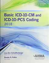 9781584266242-1584266244-Basic ICD-10-CM and ICD-10-PCS Coding, 2018
