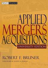 9780471395348-047139534X-Applied Mergers and Acquisitions, University Edition