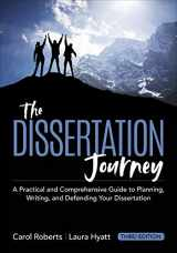 9781506373317-1506373313-The Dissertation Journey: A Practical and Comprehensive Guide to Planning, Writing, and Defending Your Dissertation (Updated)