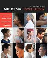 9780134495996-0134495993-Abnormal Psychology Plus NEW MyLab Psychology -- Access Card Package (17th Edition)