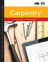 9781305086180-130508618X-Residential Construction Academy: Carpentry
