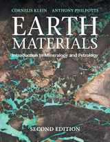 9781316608852-1316608859-Earth Materials (Introduction to Mineralogy and Petrology)