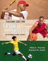 9780321935151-0321935152-Teaching Cues for Sport Skills for Secondary School Students