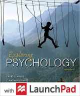 9781319061487-1319061486-Bundle: Loose-leaf Version for Exploring Psychology 10e & LaunchPad for Myers' Exploring Psychology 10e (Six Month Access)
