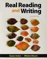 9781319054960-131905496X-Real Reading and Writing: Paragraphs and Essays