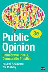 9781506323312-1506323316-Public Opinion: Democratic Ideals, Democratic Practice (NULL)