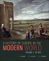 9780077599607-0077599608-A History of Europe in the Modern World, Volume 1