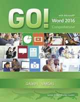 9780134443911-0134443918-GO! with Microsoft Word 2016 Comprehensive (GO! for Office 2016 Series)