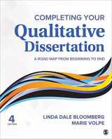 9781544336527-1544336527-Completing Your Qualitative Dissertation: A Road Map From Beginning to End (NULL)