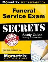 9781609717681-1609717686-Funeral Service Exam Secrets Study Guide: Funeral Service Test Review for the Funeral Service National Board Exam