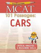 9781893858909-1893858901-Examkrackers MCAT 101 Passages: Cars: Critical Analysis & Reasoning Skills (1st Edition)