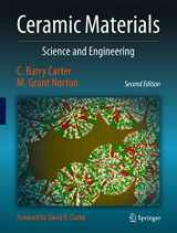 9781461435228-1461435226-Ceramic Materials: Science and Engineering