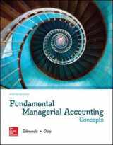 9781259969508-1259969509-Fundamental Managerial Accounting Concepts