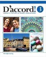 9781626802889-1626802882-D'accord! ©2015 Level 3 Student Edition with Supersite and vText Access