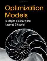 9781107050877-1107050871-Optimization Models