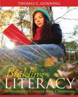 9780205580811-0205580815-Building Literacy in Secondary Content Area Classrooms