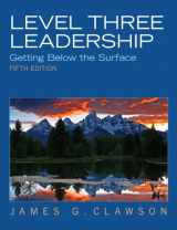9780132556415-0132556413-Level Three Leadership: Getting Below the Surface (5th Edition)