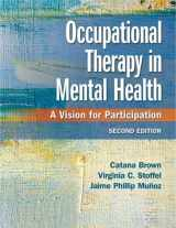 9780803659162-0803659164-Occupational Therapy in Mental Health: A Vision for Participation
