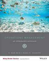 9781118952610-1118952618-Operations Management: An Integrated Approach