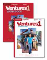 9781107612303-1107612306-Ventures Level 1 Value Pack (Student's Book with Audio CD and Workbook with Audio CD)