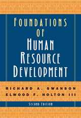 9781576754962-1576754960-Foundations of Human Resource Development