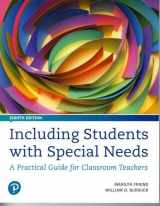 9780134801674-0134801679-Including Students with Special Needs: A Practical Guide for Classroom Teachers (8th Edition)