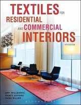 9781609019372-1609019377-Textiles for Residential and Commercial Interiors