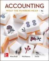 9781259535314-1259535312-Accounting: What the Numbers Mean