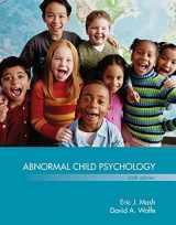 9781305105423-1305105427-Abnormal Child Psychology