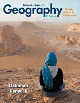 9780321843333-0321843339-Introduction to Geography: People, Places & Environment